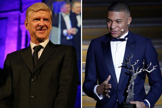 Arsene Wenger's gentlemanly reaction to Kylian Mbappe rejecting Arsenal shows his class
