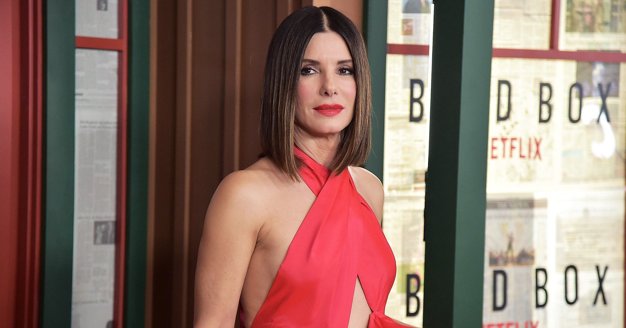 Sandra Bullock: I Was 'in Bathtubs Crying' After My Dad, Dogs Died