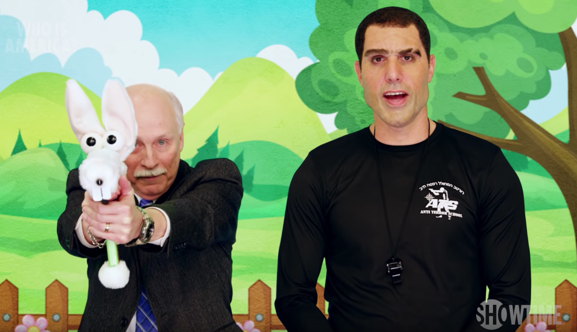 'Who Is America?' Season 2 Never Happening, Sacha Baron Cohen Says It's 'Impossible'