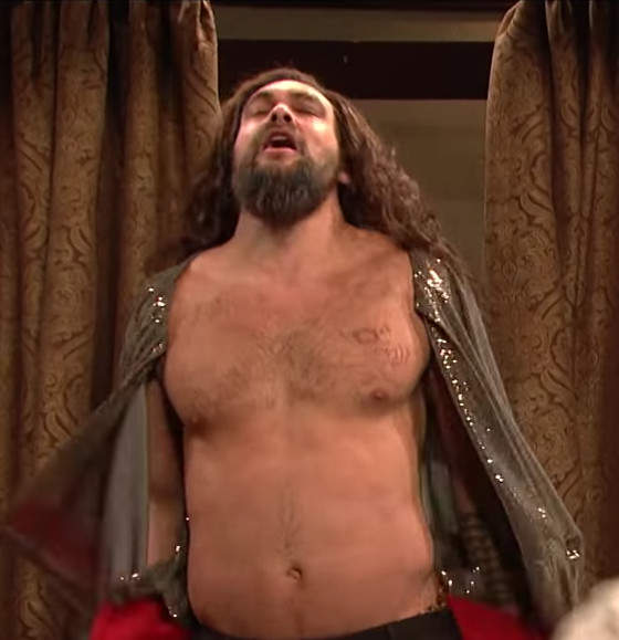"""Open Post: Hosted By Jason Momoa As An """"Extra Ghost"""" On """"Saturday Night Live"""""""