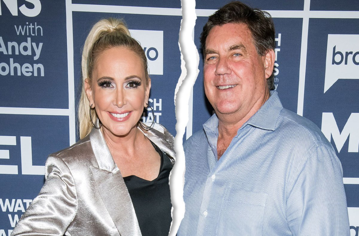 'RHOC' Star Shannon Beador Splits From Boyfriend Amid Divorce Drama With Ex David