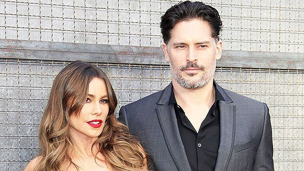 Sofia Vergara, 46, Stuns In White Bikini As She Cuddles Up To Joe Manganiello On Vacay