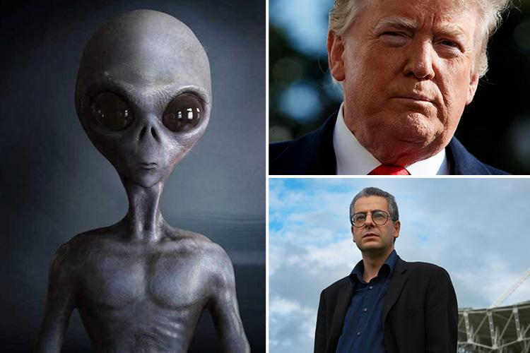 Donald Trump may have launched US Space Force army after learning about America's UFO secrets, expert claims