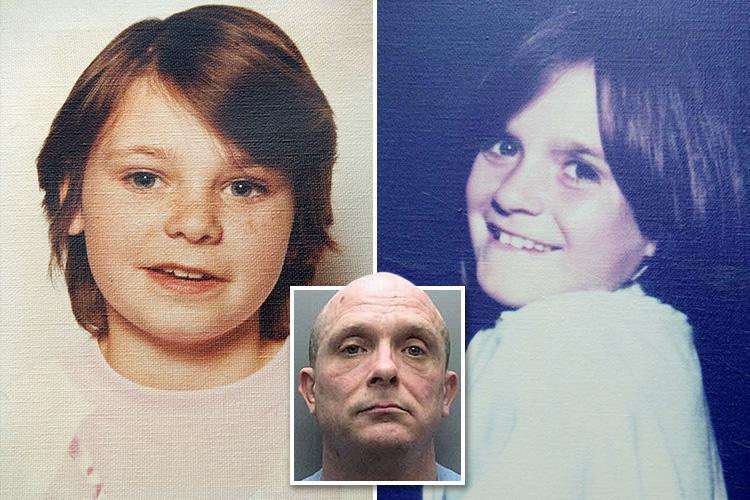 Monster Russell Bishop is found guilty of Babes in the Wood murders 32 years after killings