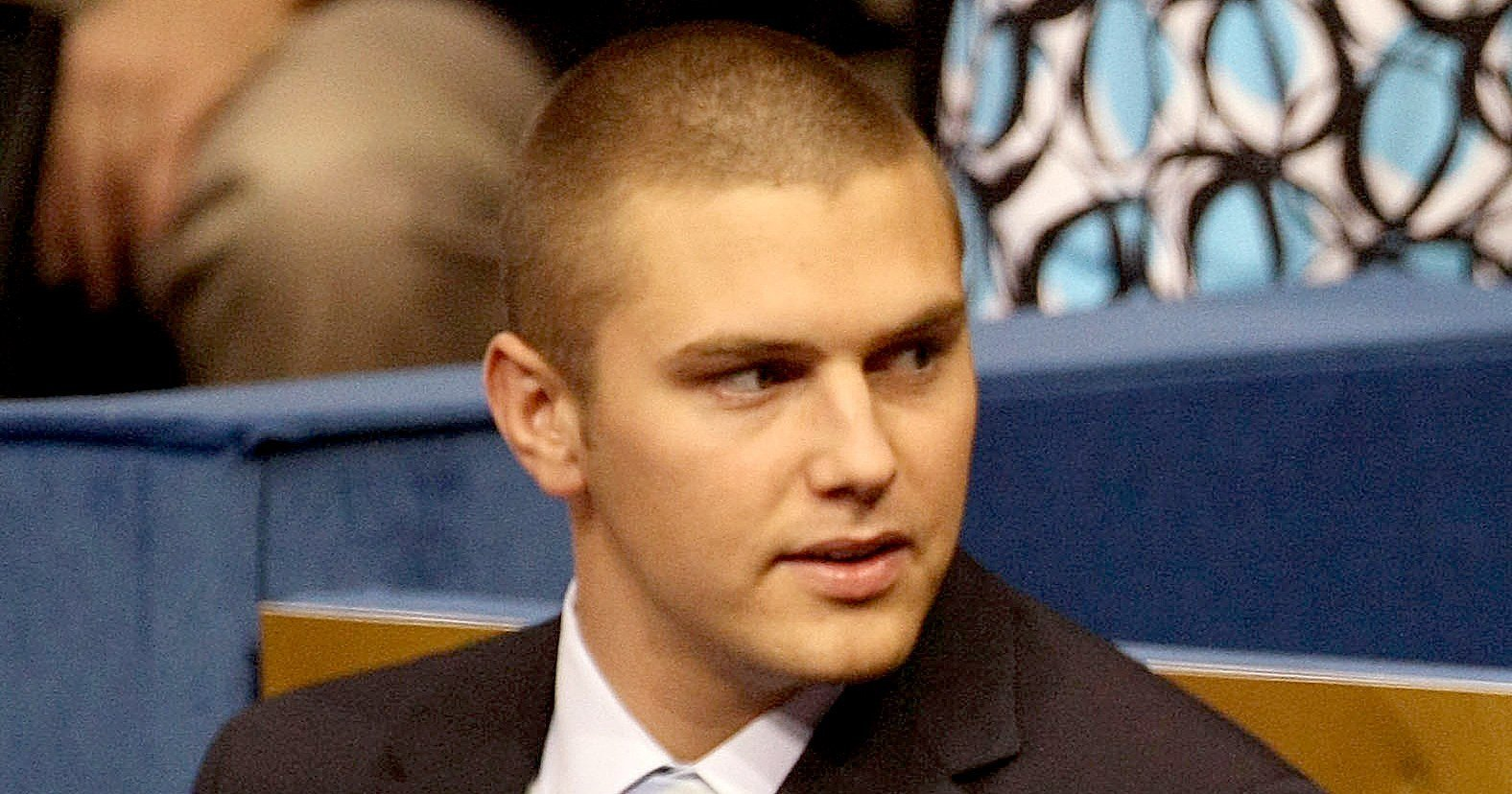 Sarah Palin's Son Track Checks in to Alaska Halfway House After Assault Arrests