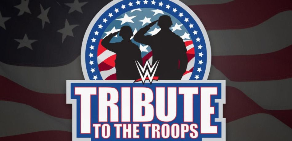 WWE News: Here's When 'Tribute To The Troops' Will Air