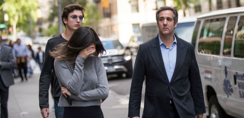 Trump Says Cohen's Wife & Father-in-Law Need To Be Locked Up Too