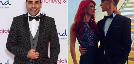 Strictly's Dr Ranj spotted Joe Sugg and Dianne Buswell's secret dates after seeing them sneaking into his neighbour Joe's flat