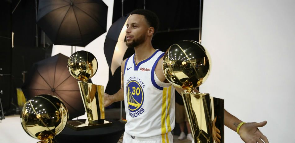 Golden State Warriors Named Sportsperson Of the Year by Sports Illustrated