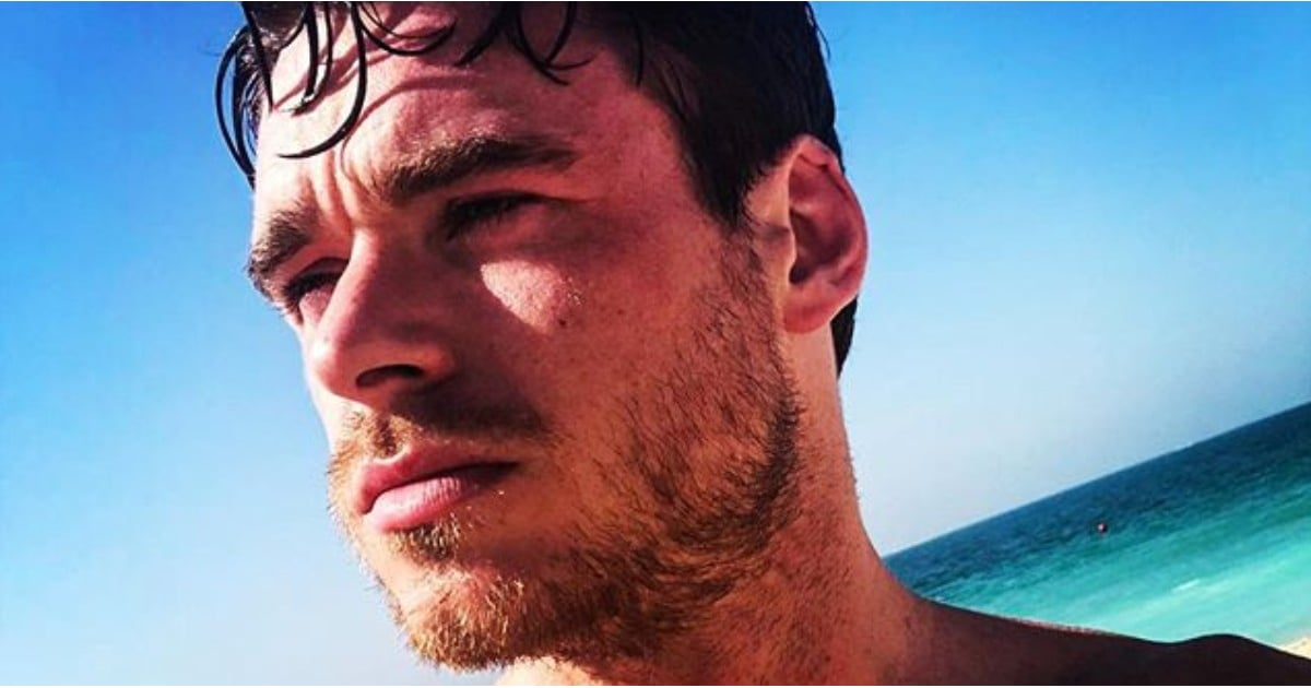 Yes, Richard Madden Is Talented — but He Also Looks Really Good With His Shirt Off