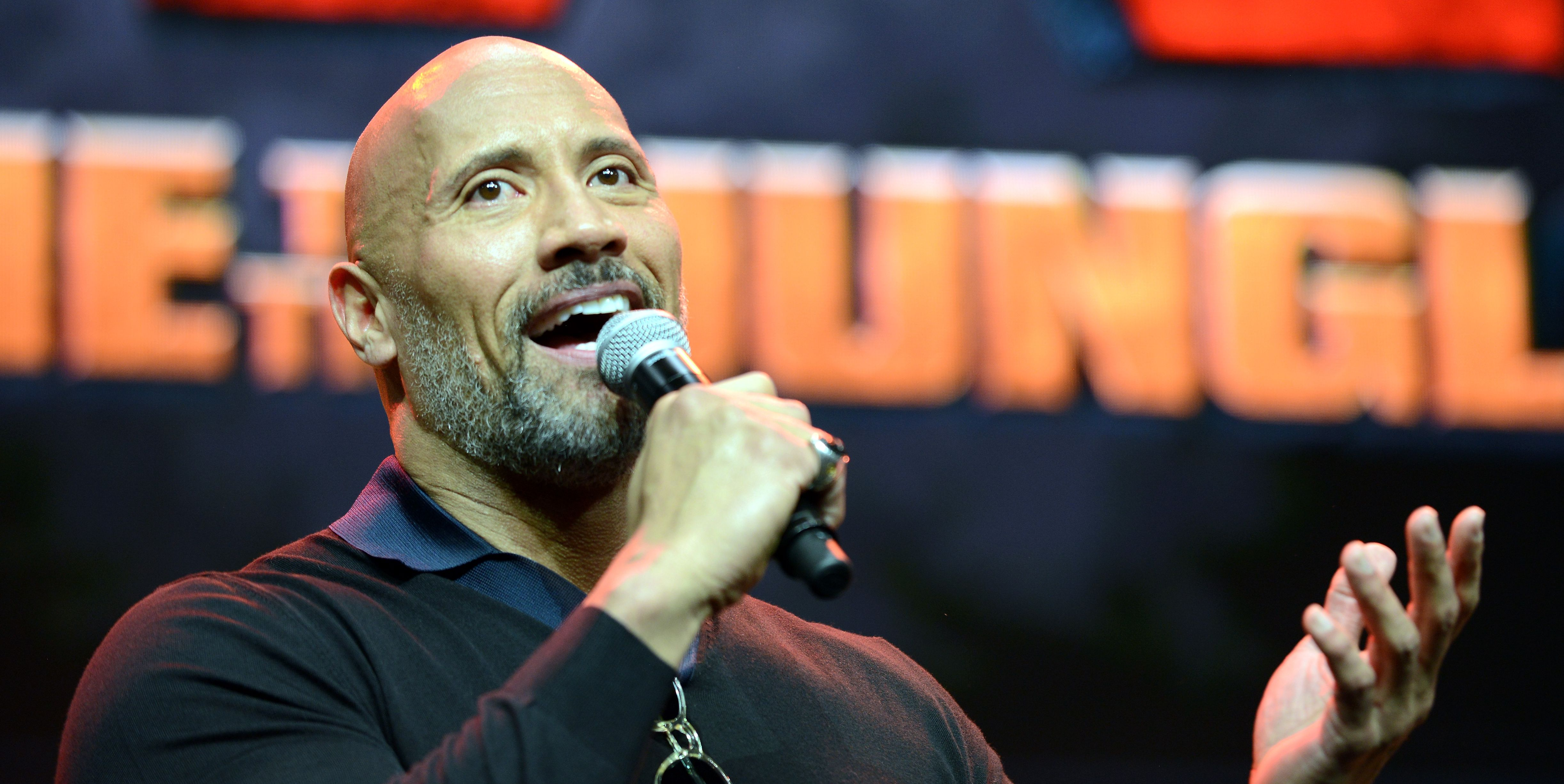 "13 Quotes From the Most Motivational Man Alive: Dwayne ""The Rock"" Johnson"