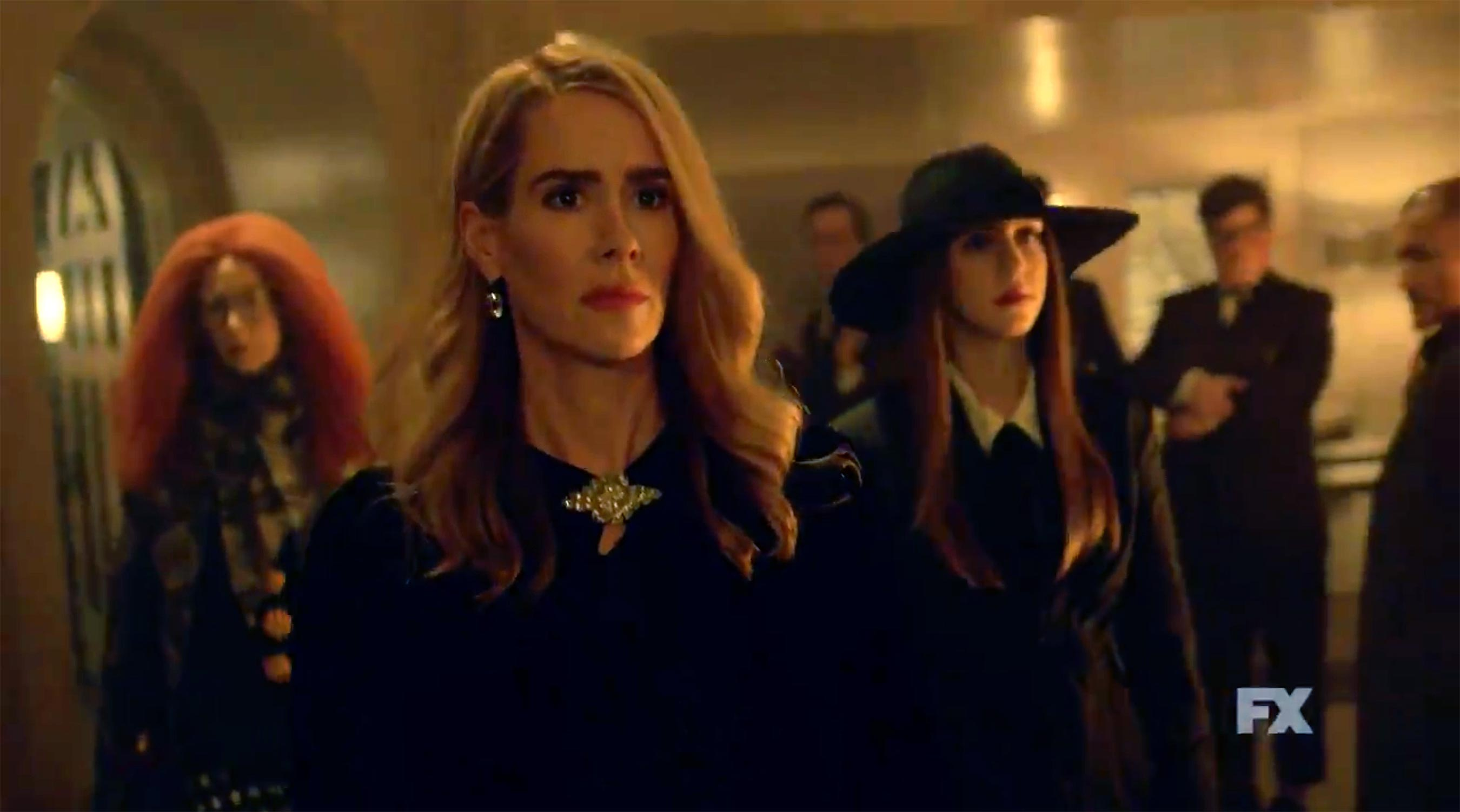 American Horror Story: Coven witches returning after Apocalypse