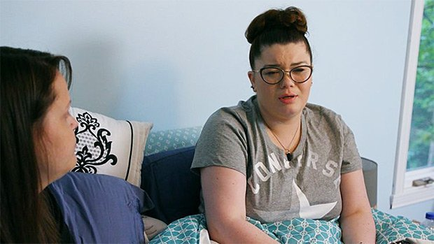'Teen Mom OG': Amber Portwood Admits She Planned To Commit Suicide After Her BF & Son Fell Asleep