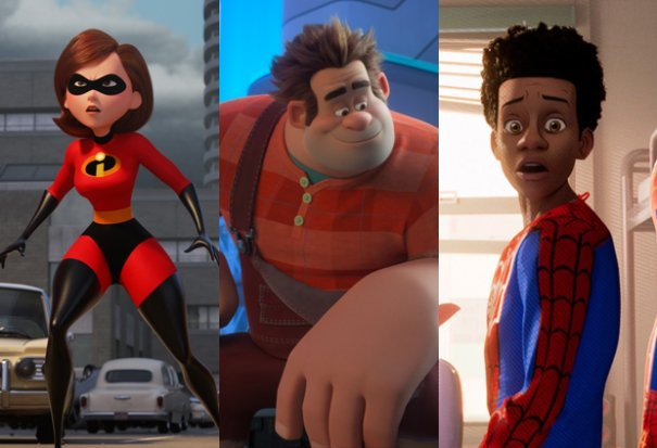 Annie Awards: 'Incredibles 2', 'Ralph' And 'Spider-Verse' Top Nominations