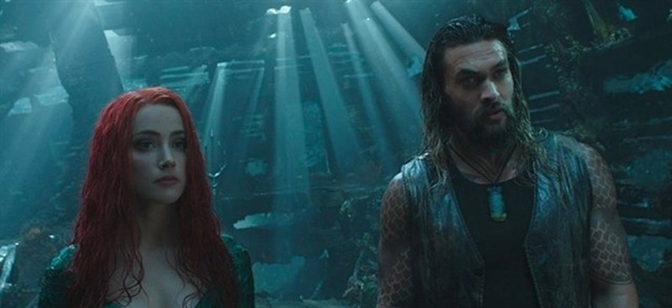 'Aquaman' Clip: Willem Dafoe Has a Trident He'd Like to Sell You