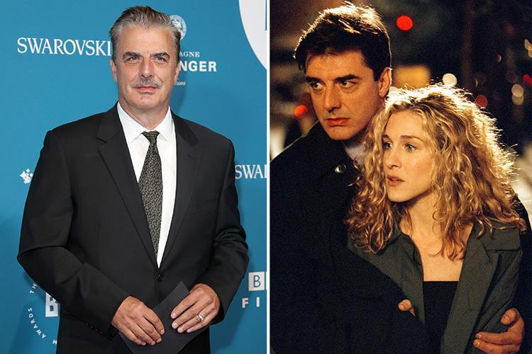 Chris Noth slams claims Mr Big was going to die in Sex And The City 3 as he insists there will never be another film