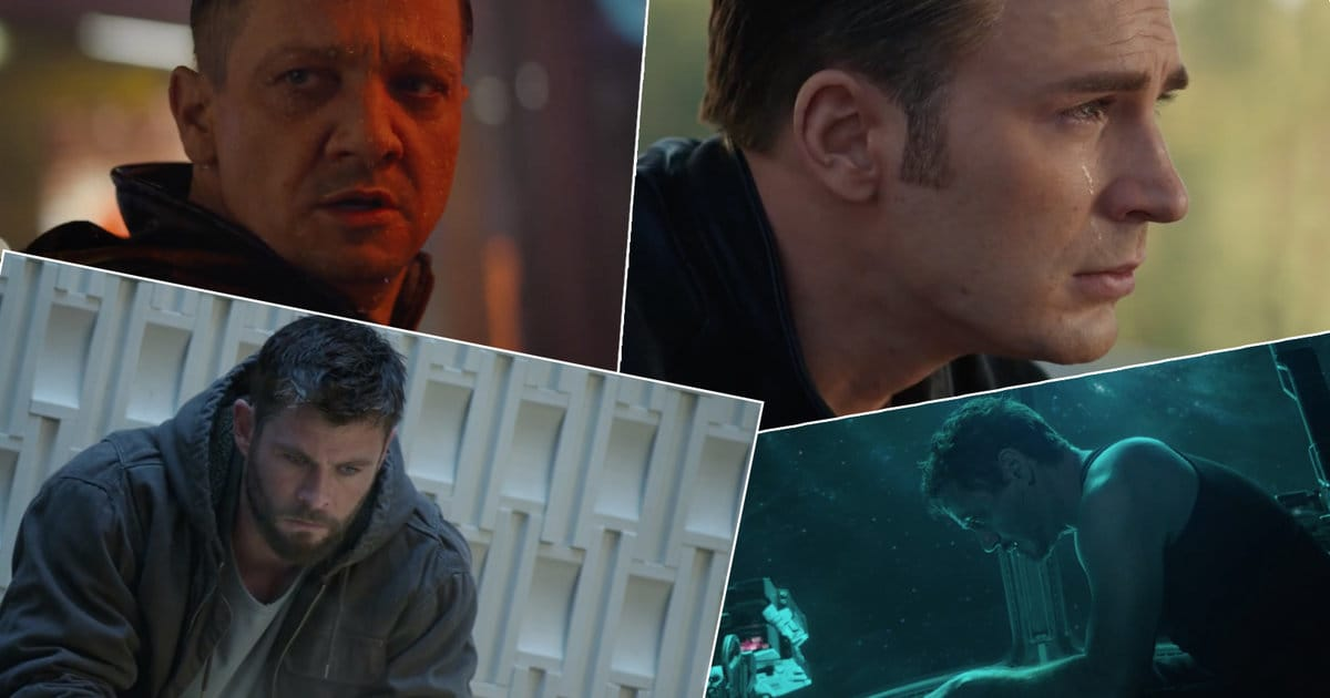 'Avengers: Endgame' Trailer Is Finally Here: Captain America Cries, Hawkeye Returns!