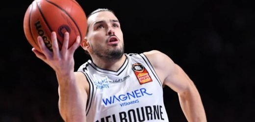 Goulding backs Melbourne United to handle Wildcats' pressure