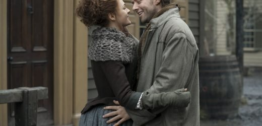 Outlander: Get a sneak peek of Roger and Bree's reunion