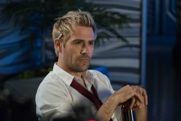 Matt Ryan Drops Some Major Constantine Intel For Comic Book Fans