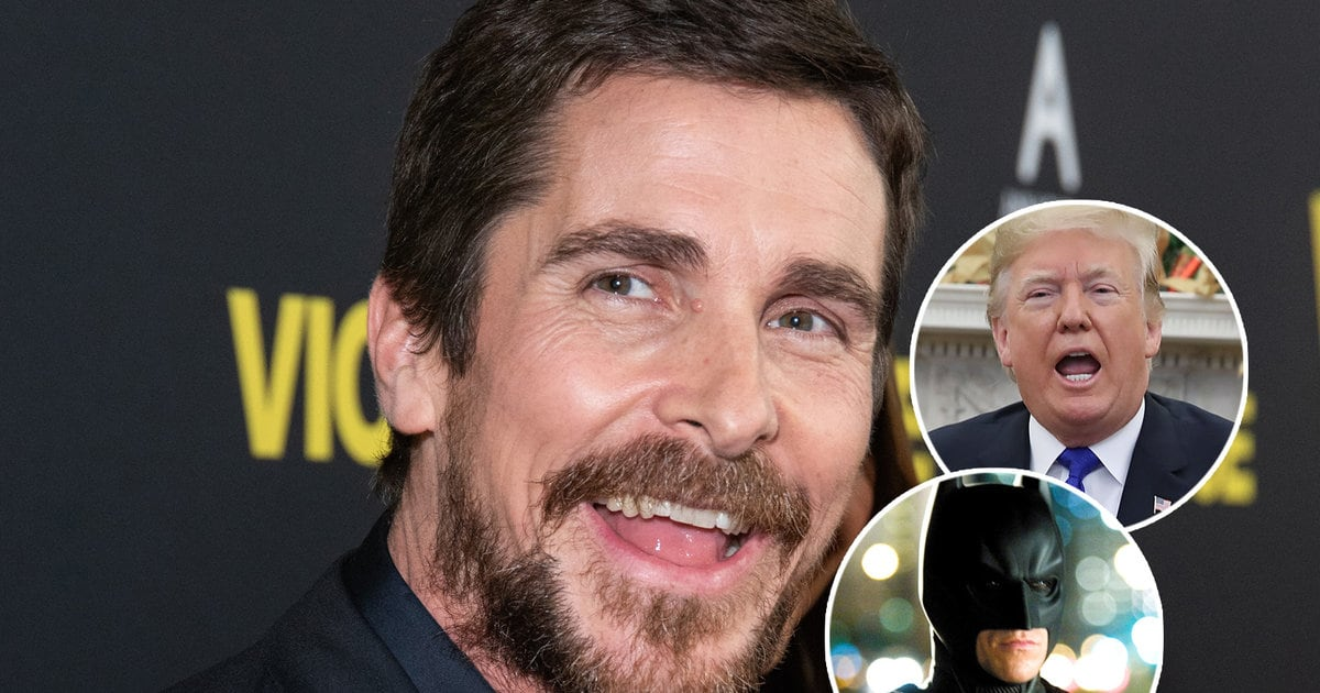 Christian Bale Recalls Donald Trump Thinking He Was Actually Bruce Wayne During 'Entertaining' Trump Tower Meeting