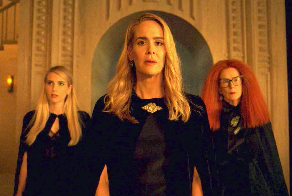 The 'AHS' Witches Will Be Back For Another Season, So Don't Say Goodbye Yet