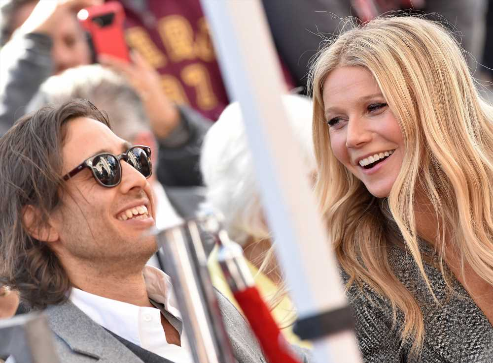 Gwyneth Paltrow and Brad Falchuk are already dressing alike