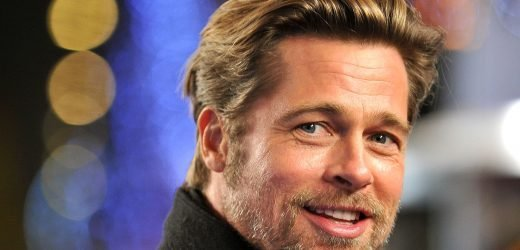 See Birthday Boy Brad Pitt's Wild Hair Evolution