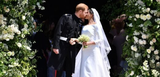 Another Royal Wedding Is Taking Place Where Meghan & Harry Got Married