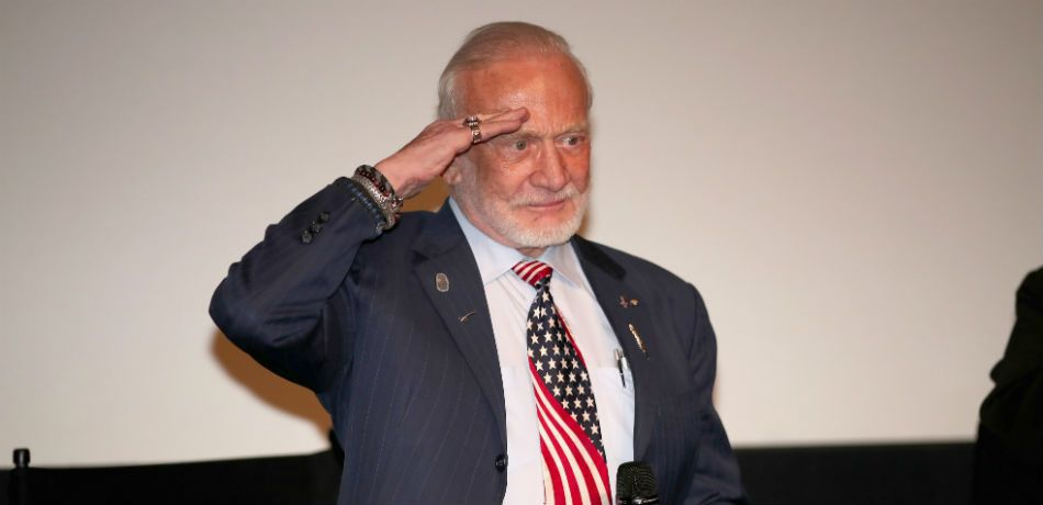 Buzz Aldrin Critical Of 'First Man' Movie