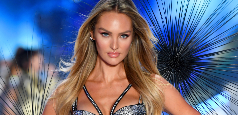 Candice Swanepoel Exudes Sexy Vibes In Bra & Ripped Denim Jeans On Instagram