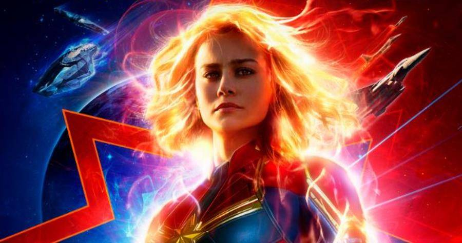 'Captain Marvel' Star Brie Larson Literally Pushed a Jeep to Get Ready For This Movie
