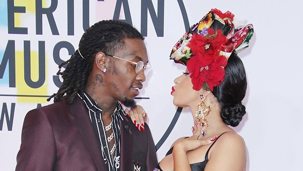Cardi B Slams Report She Faked Relationship & Breakup For 'Publicity': 'We Fell In Love'