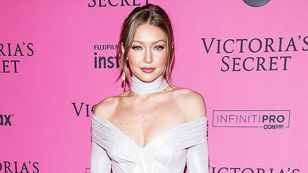 Gigi Hadid & More Stars Stunning In Off-The-Shoulder Jumpsuits Perfect For The Holiday Season