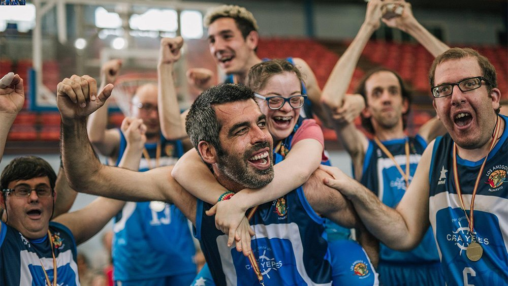 Spain's Oscar Entry 'Champions' Special-Needs Players
