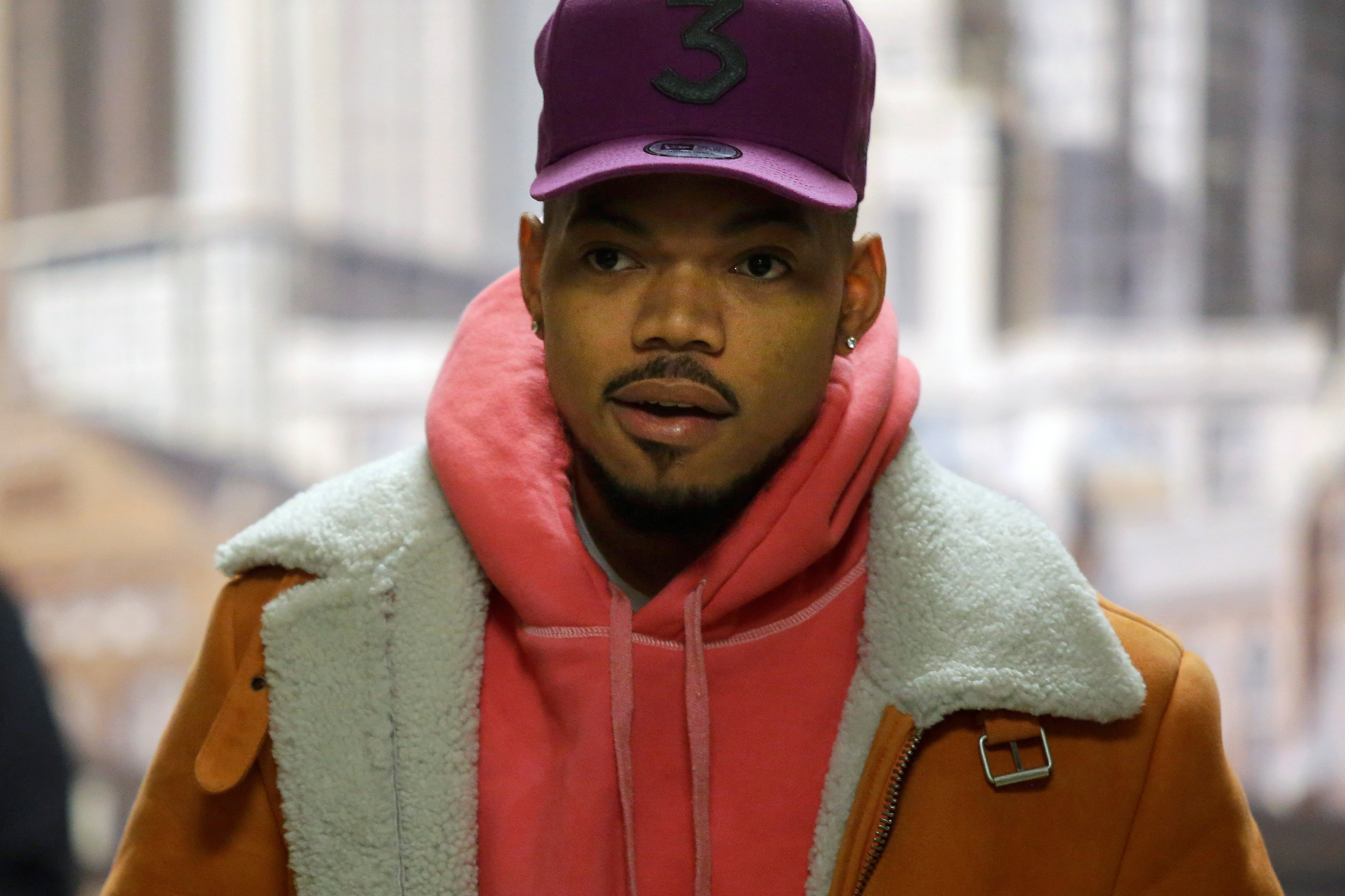 Chance the Rapper on 'sabbatical' to study the Bible