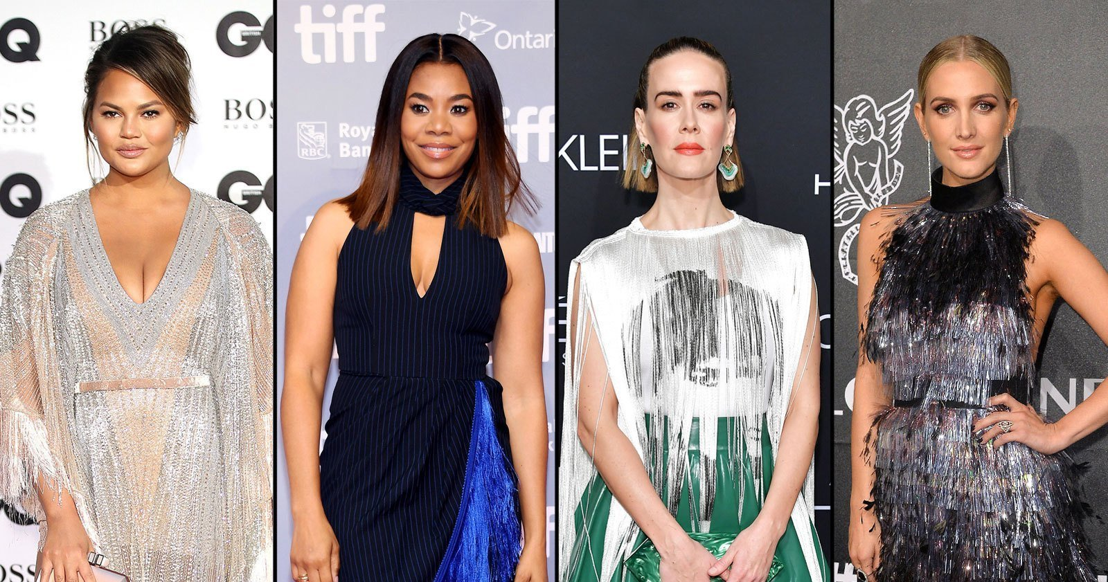 Celebs Can't Stop Wearing This Fun Fringe Trend