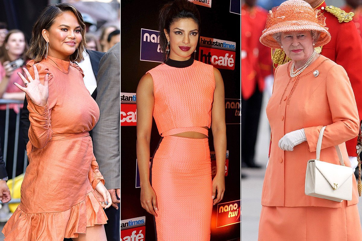 Celeb-Inspired Coral Outfits to Get You Ready for 2019's Biggest Trend
