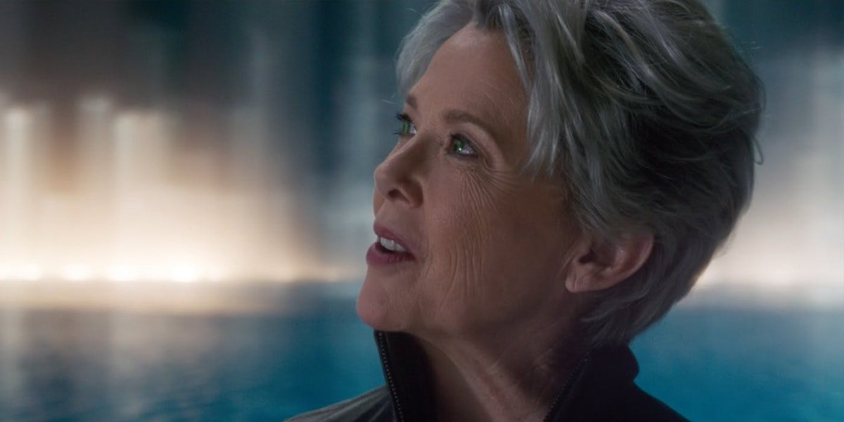 This 'Captain Marvel' Theory About Annette Bening's Character Will Blow Fans Away