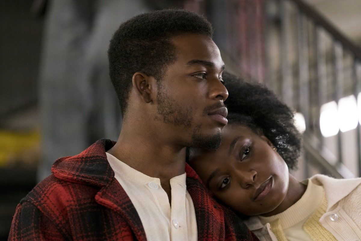 How The Most Intimate Scene In 'If Beale Street Could Talk' Came Together