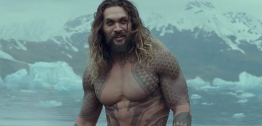 14 Times Jason Momoa's Shirtless Body Made Our Jaws Drop — in GIFs