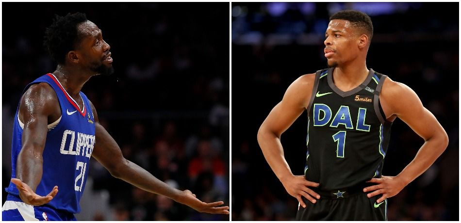 Dennis Smith Jr. Gets Tooth Knocked Out By Patrick Beverley Elbow [Video]