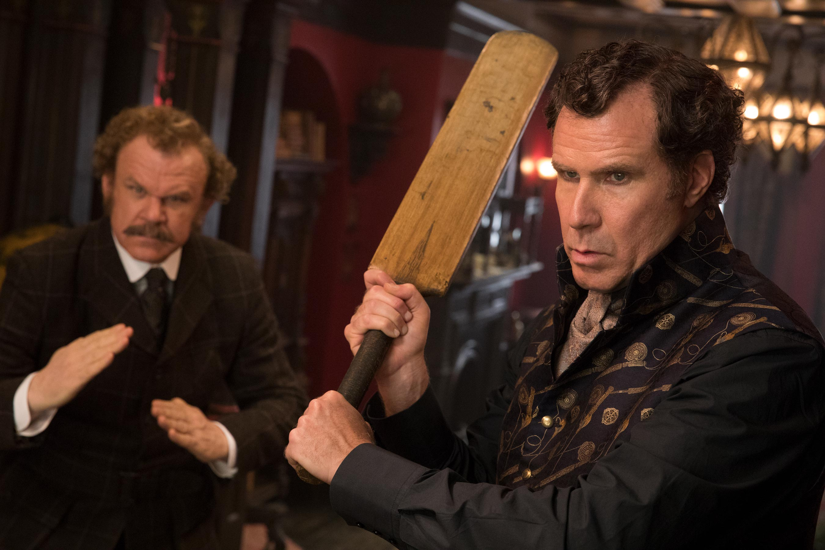Holmes & Watson review: Will Ferrell, John C. Reilly wasted