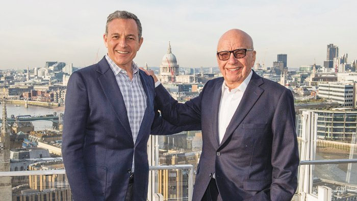 Behind the Offers and Counteroffers Culminating in the Landmark Disney-Fox Deal