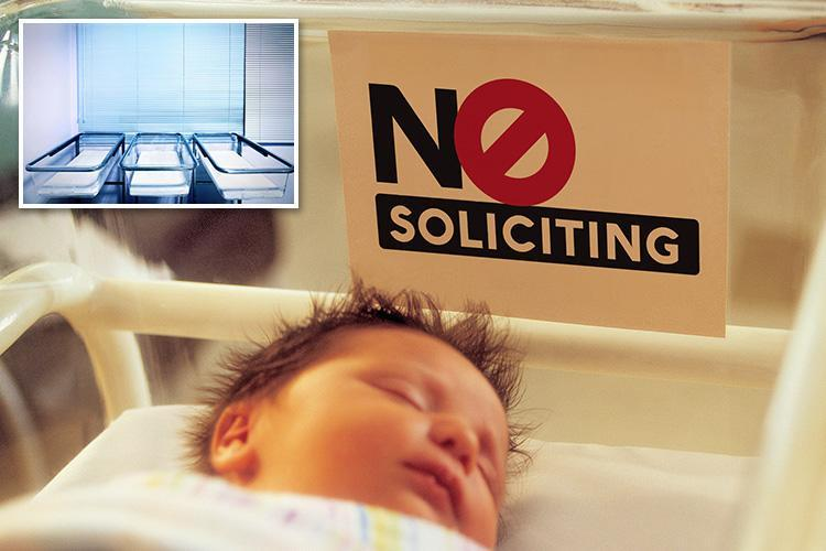 The shocking truth about the marketing scandal on Britain's maternity wards