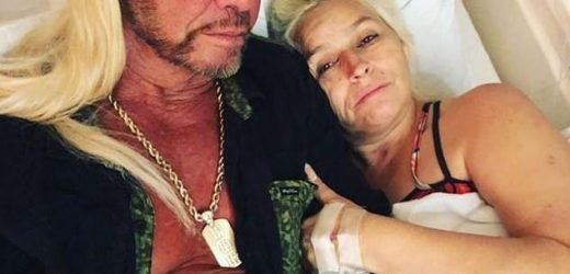 Dog the Bounty Hunter 'praying to God every day' after wife Beth's 'incurable' cancer spreads to her lungs