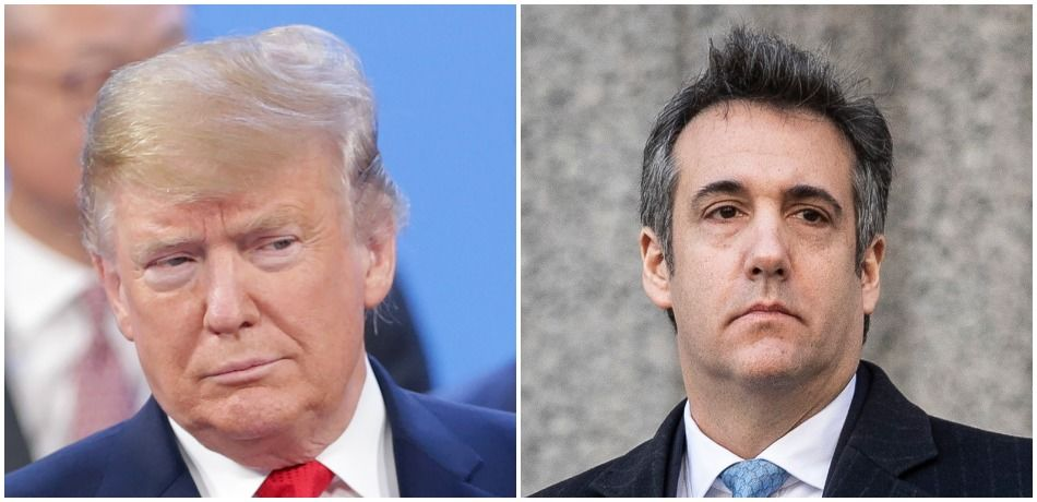 Trump Tweets He Hopes His Former Lawyer Michael Cohen Gets Jail Time
