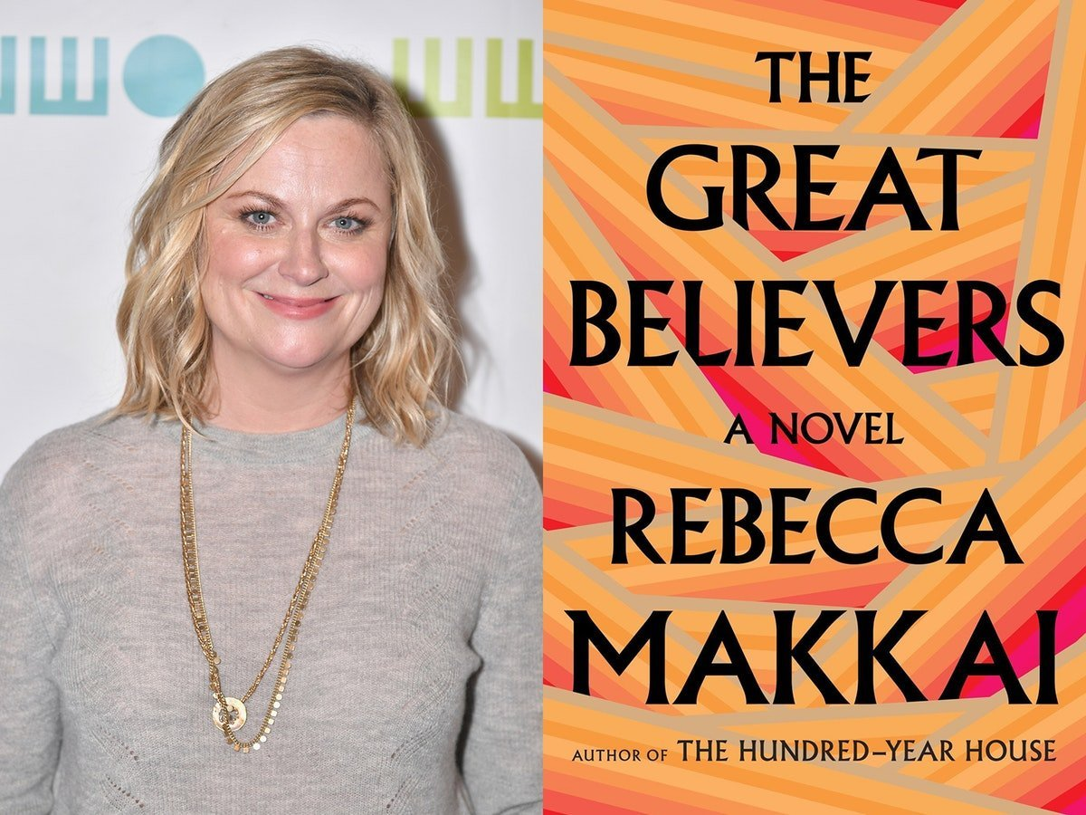 Amy Poehler Wants To Bring This Heart-Wrenching Book About The AIDS Crisis To TV