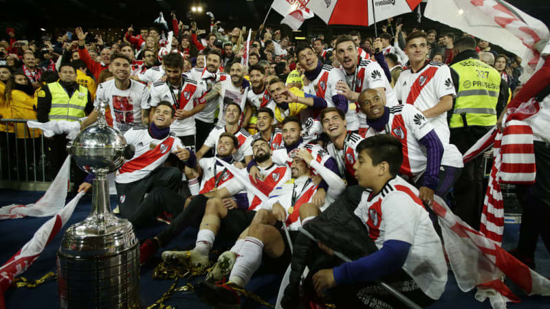 Pain for Boca and gain for River Plate in Spain