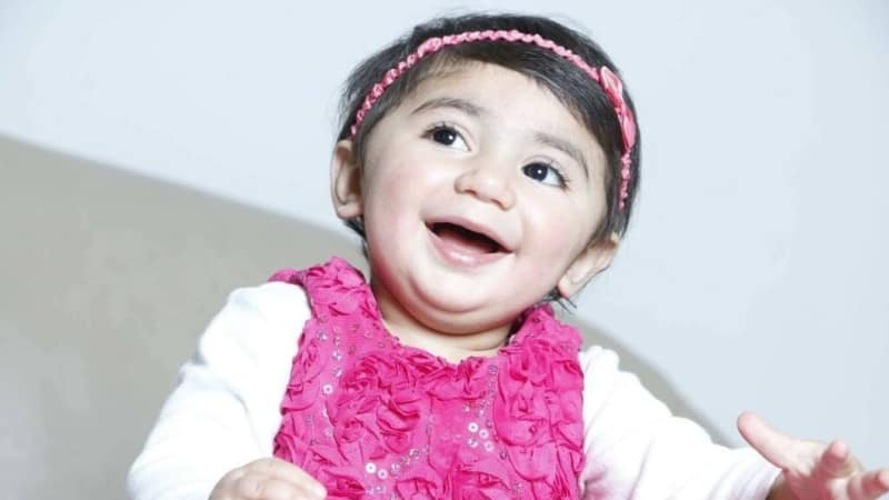A toddler needs extremely rare blood to beat cancer. The world is helping her find it